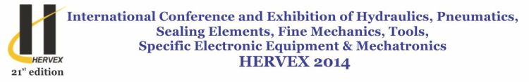 HERVEX - International Conference and Exhibition of Hydraulics and Pneumatics
